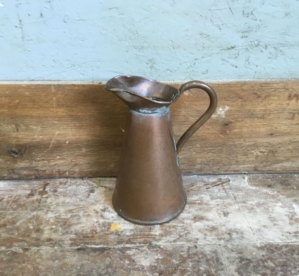 Reclaimed Copper Jug