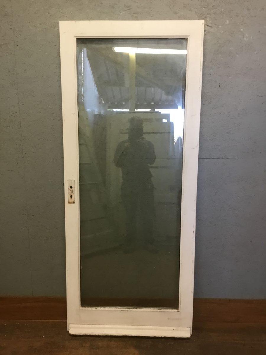 Full Glazed Painted Door