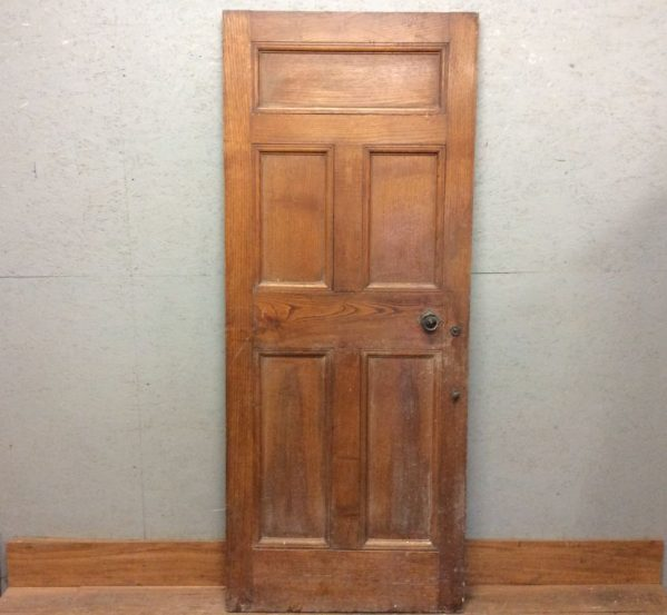 Antique Oak 5 Panel Door