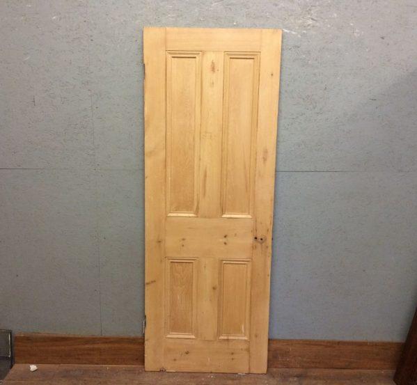 Proper Nice 4 Panel Door