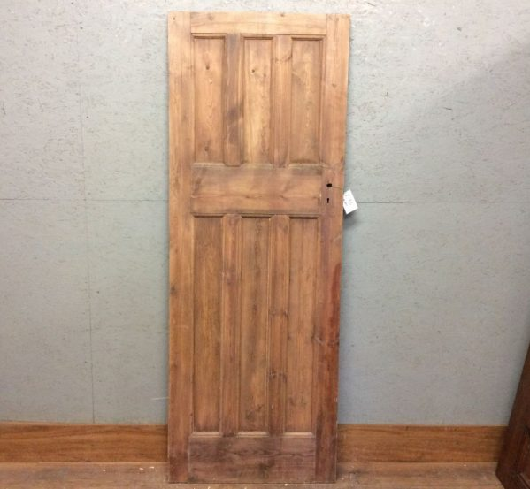 Stripped Six Panel Door