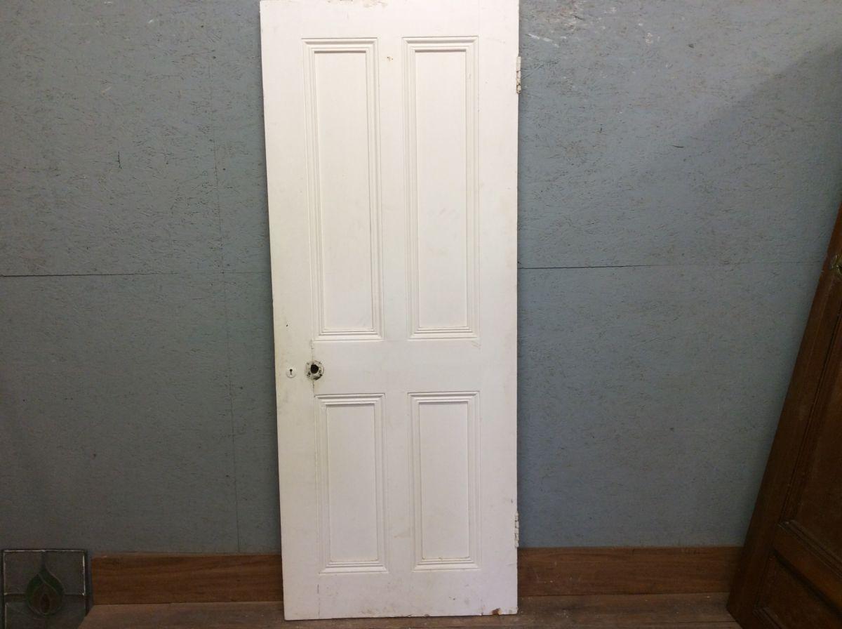 4 Panel Door w Full Beading