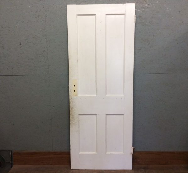 White Fresh 4 Panel Door