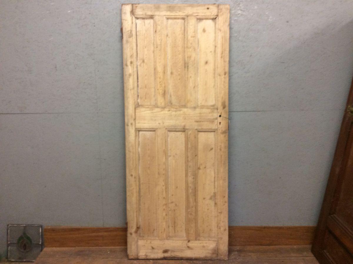 Stripped Six Panel Dooor