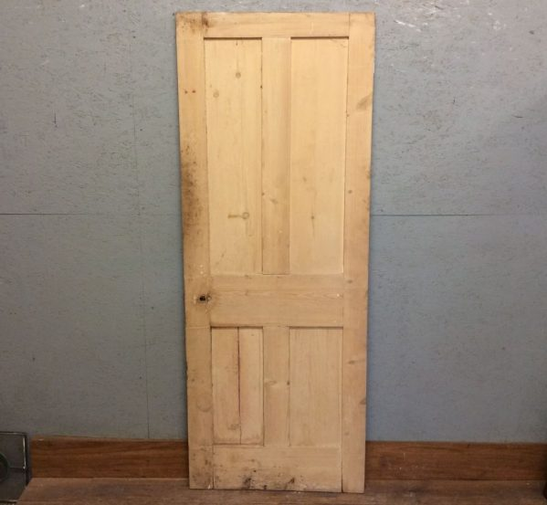 Rough Nice 4 Panel Door