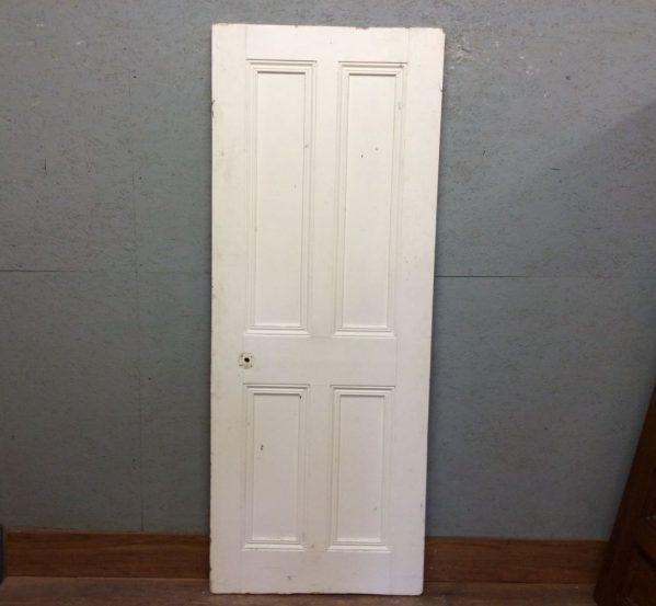 4 Panel Door White