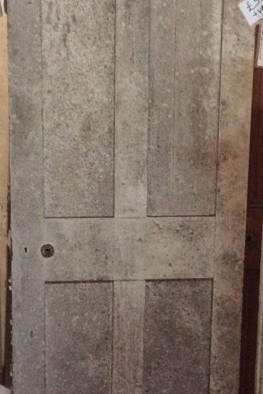 4 Panelled, Painted Door