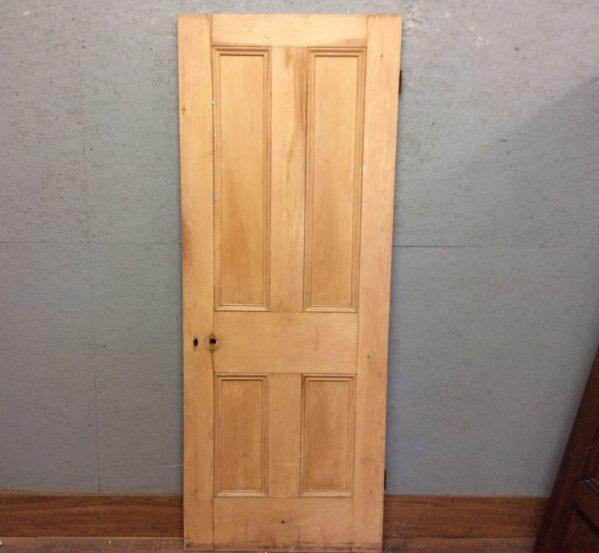Sml Stripped 4 Panel Door