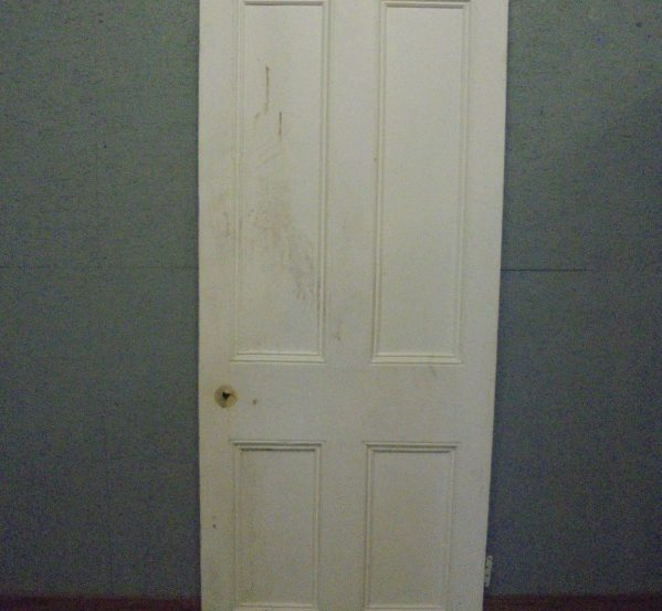Pine Door Painted 4 panel