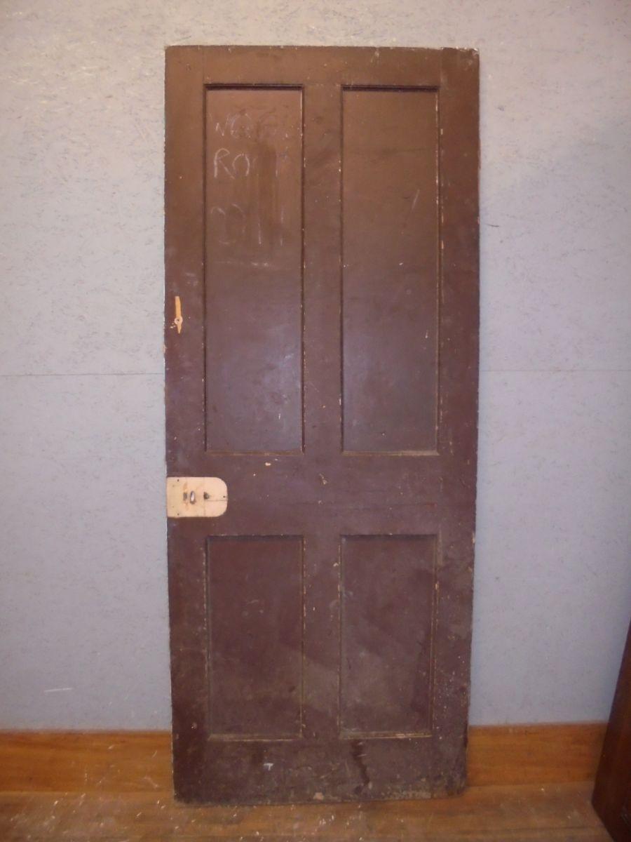 Pine Door Painted 4 panel