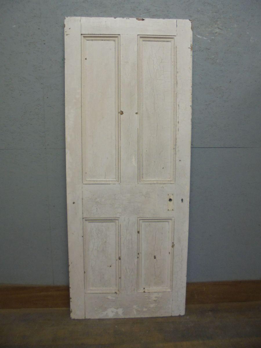 4 Panel Pine Door super solid