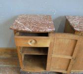 Pot Cupboard Marble Top