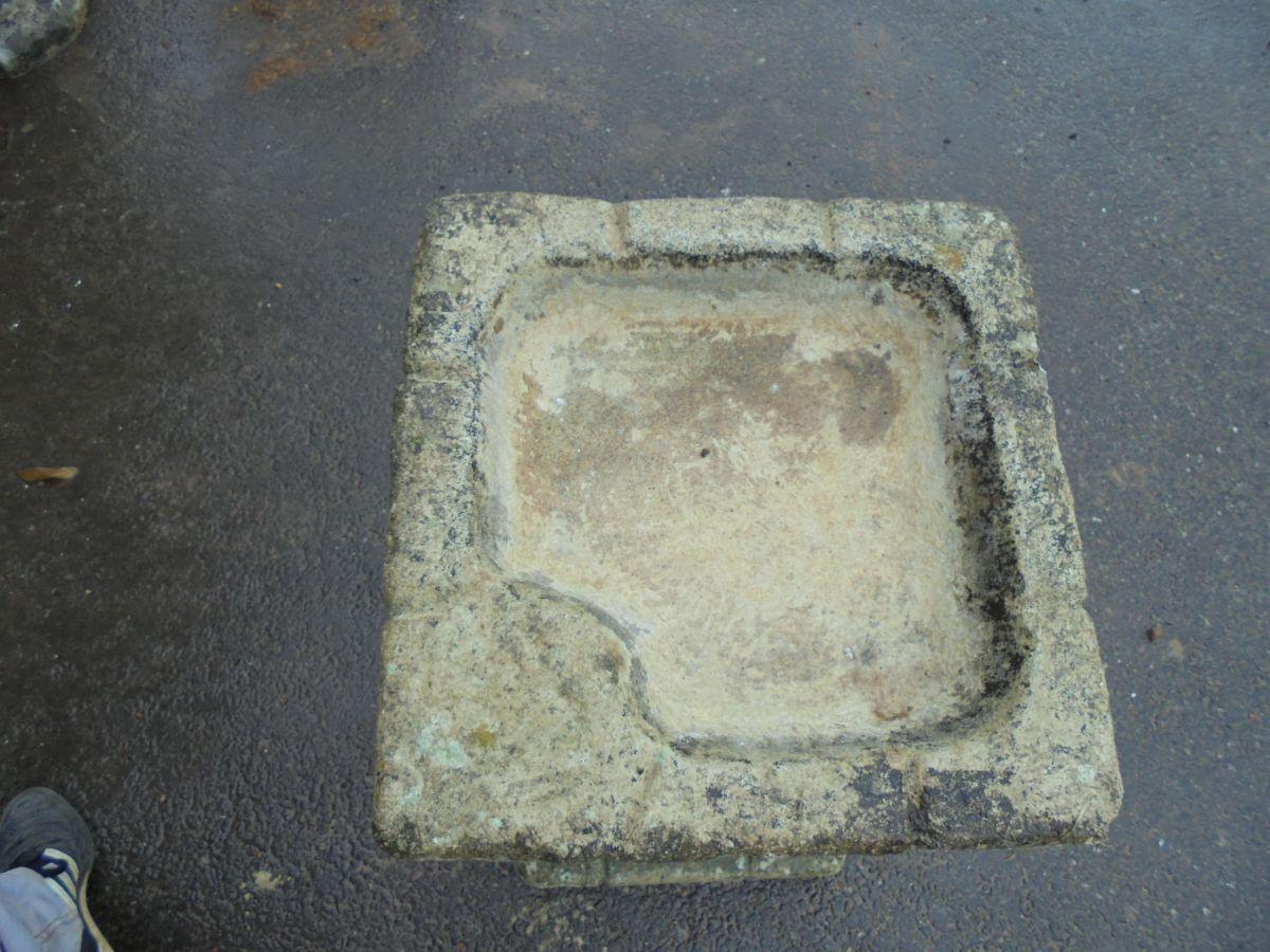 Bird Bath Reconstituted Stone