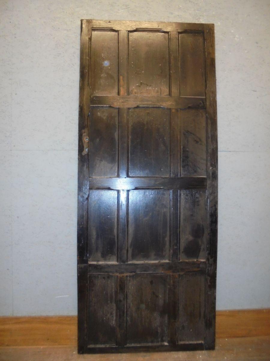 12 panel oak