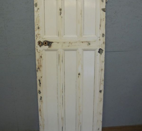 Cream Door Six Panel