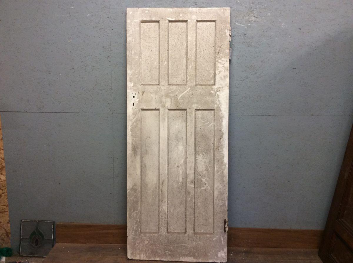White Door Six Panel