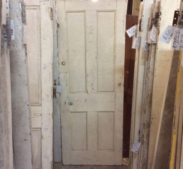 4 Panel Door (Painted)