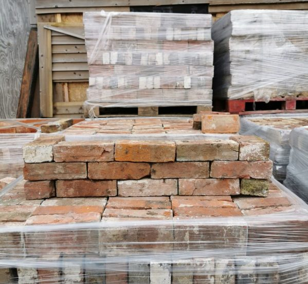 Handmade Ashburnham Bricks
