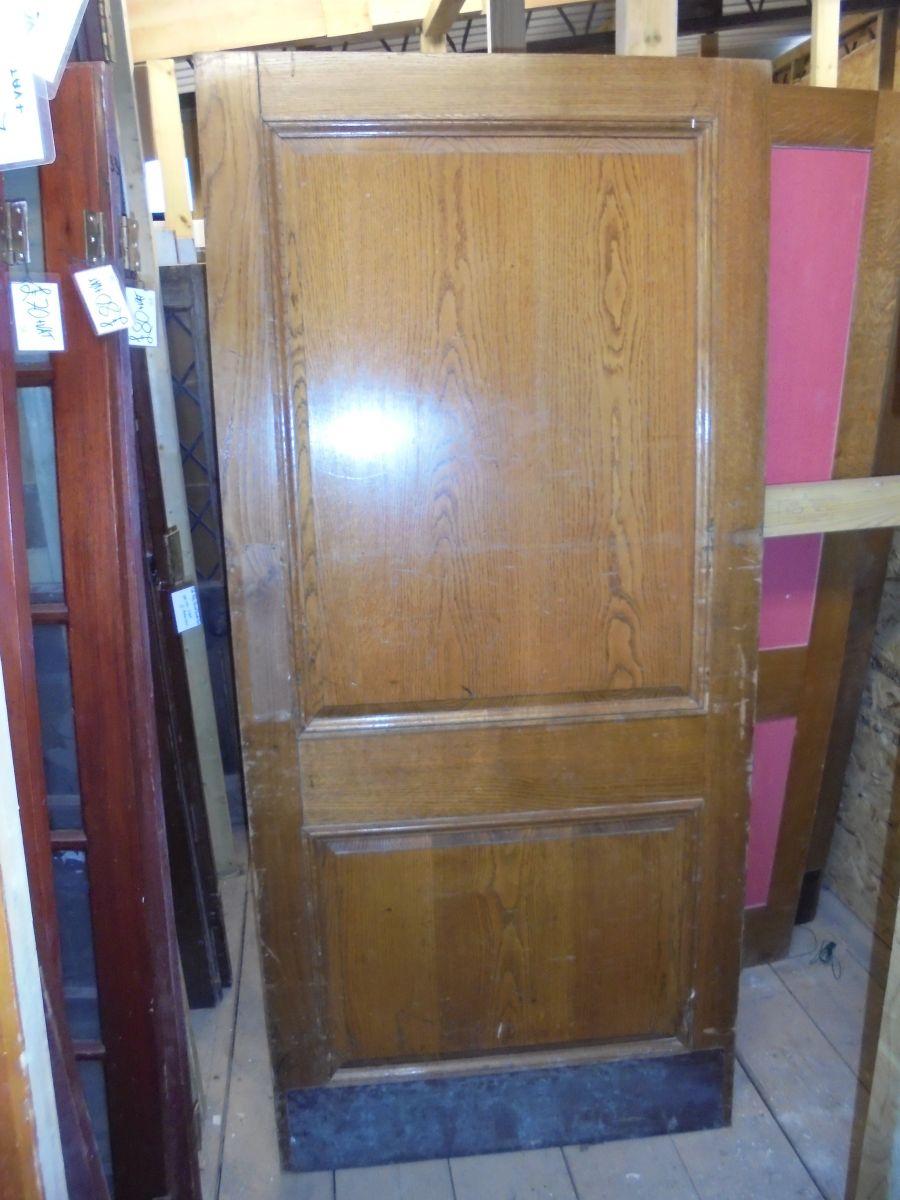 Oak Wentworth door