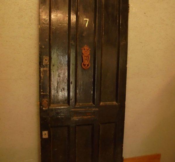 No 7 front door