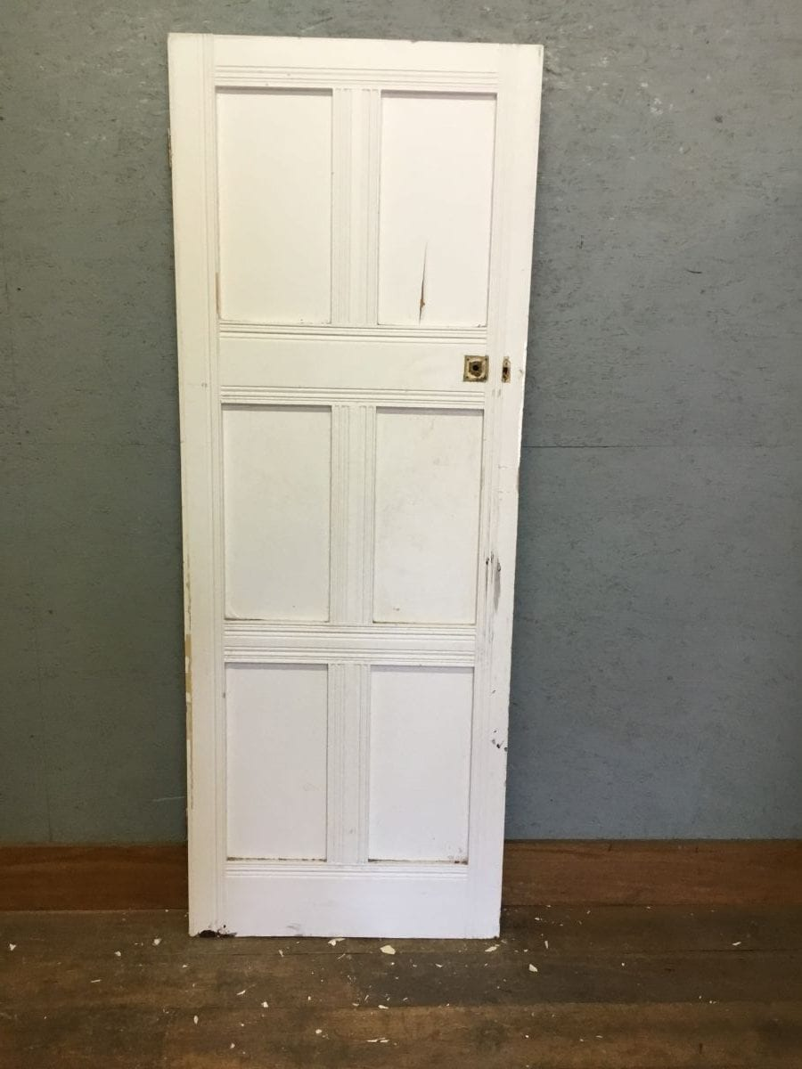 Solid 6 Panel Door