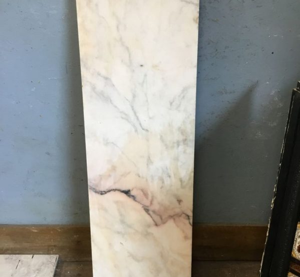 Marble Hearth Strip