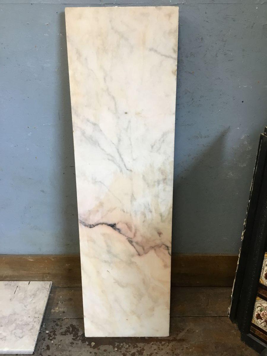 Marble Hearth Strip