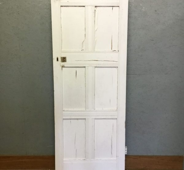 Solid 6 Panel Door