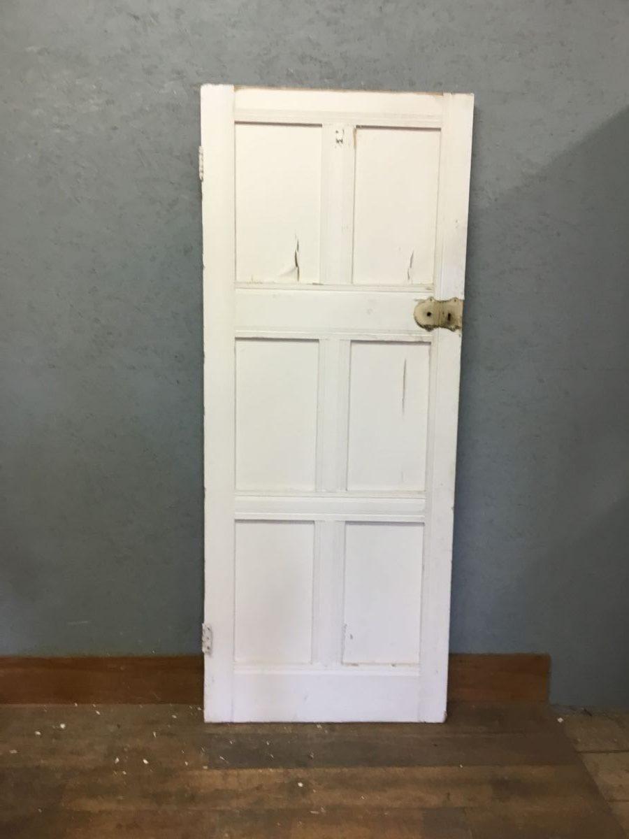 6 panel white