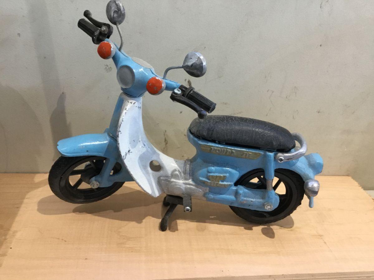 Metal Motor Bike Ornament
