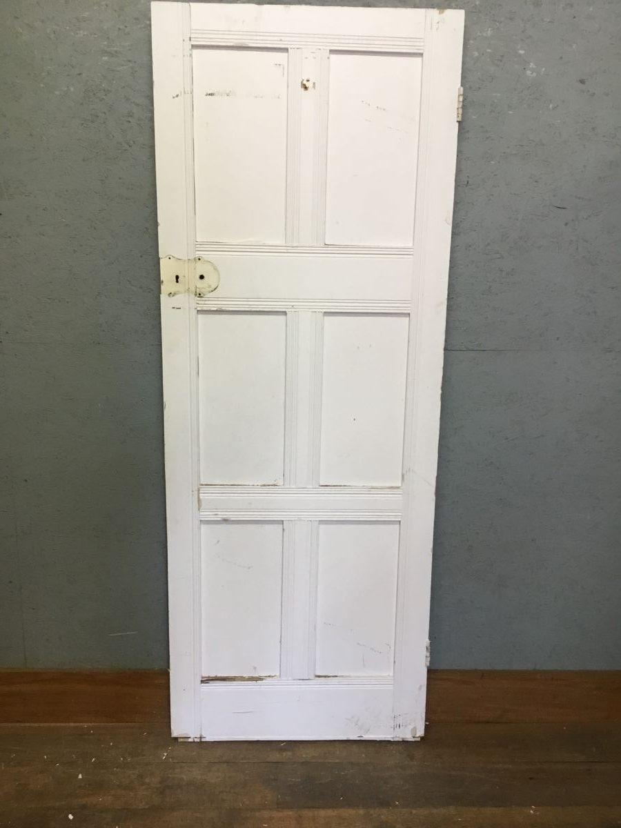 6 Panel Pine Door