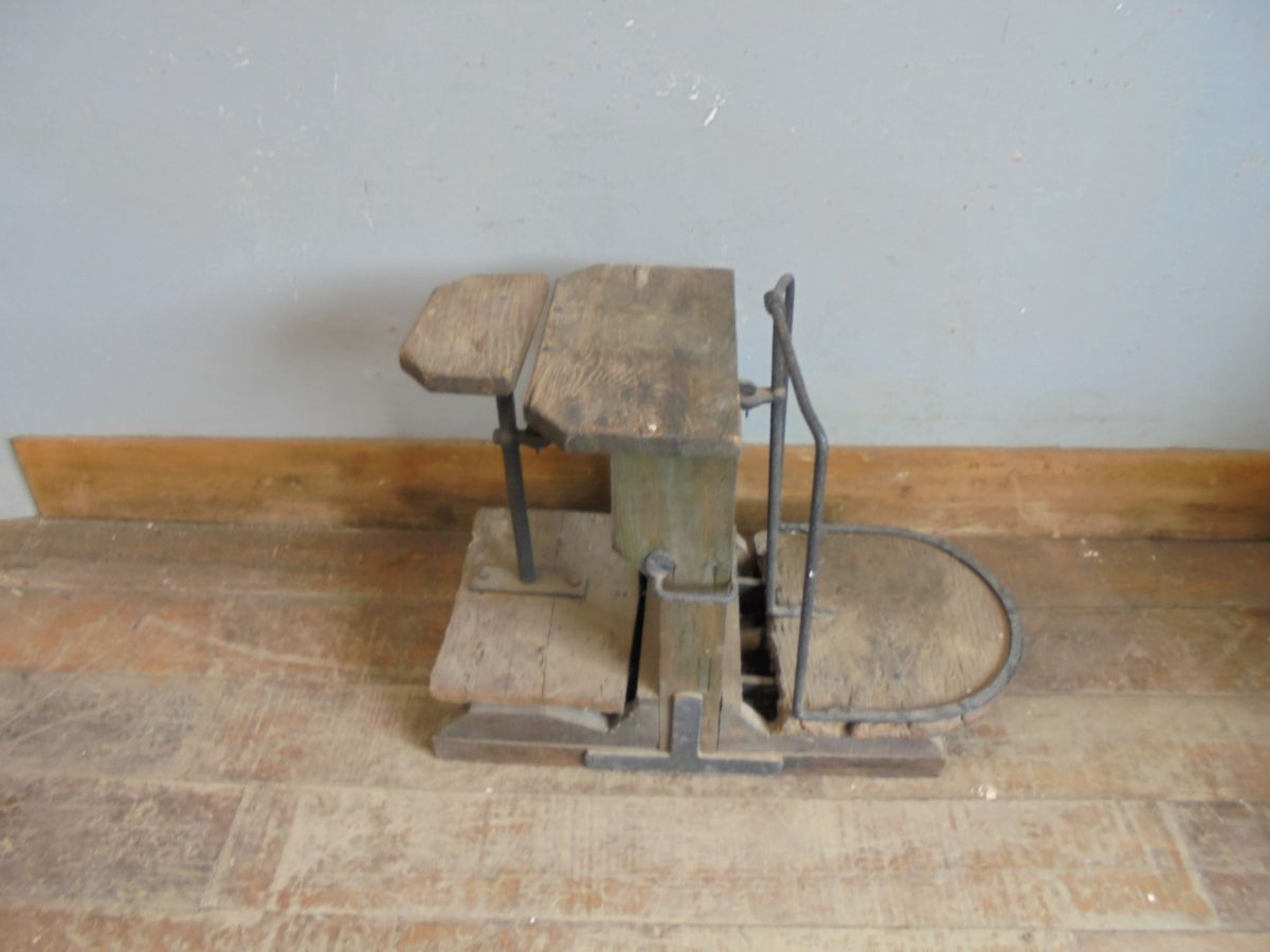 Potato weighing scales