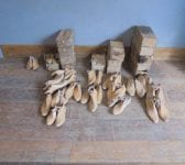 Wooden Boot Shoe Trees