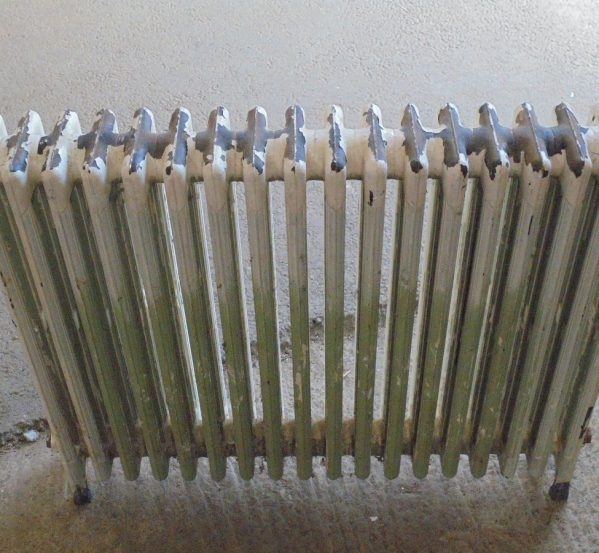 4 Bar 18 Section Radiator