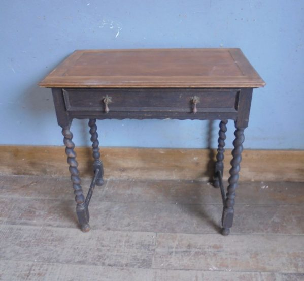Delicate Antique Side Table