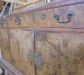 Walnut Dining Room Cabinet