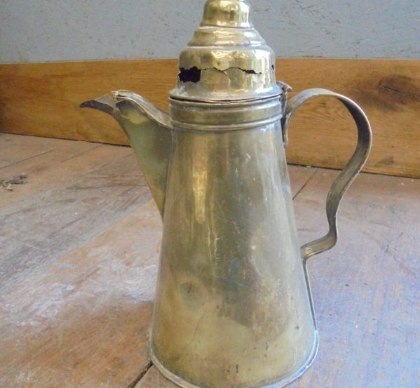 Decorative Brass Jug