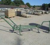 small green plough