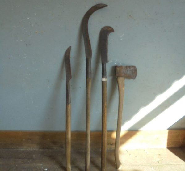 Garden Cutting Tools