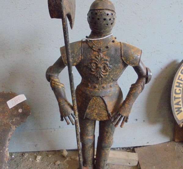 Small Suit of Armour