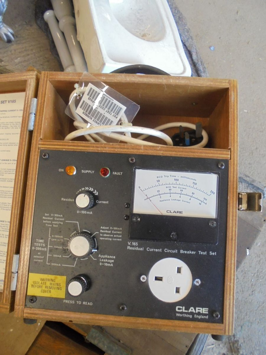 Residual Current Circuit Breaker Test Set