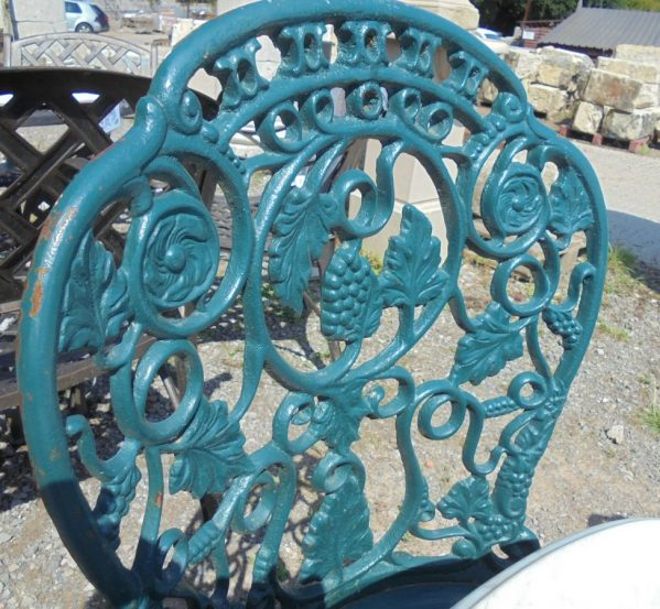 Marble Patio Dining Set