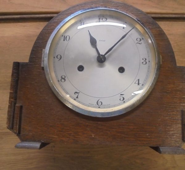English Mantelpiece Clock