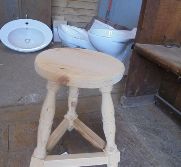 3 Legged Milking Stool