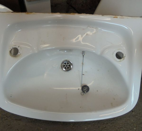 Reclaimed Hand Basin