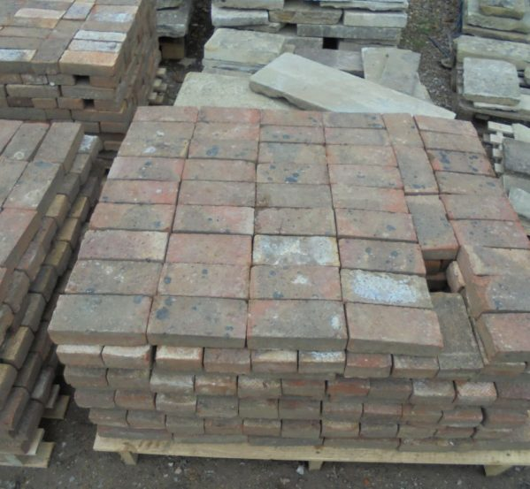 Reclaimed 'Ibstock' Pavers
