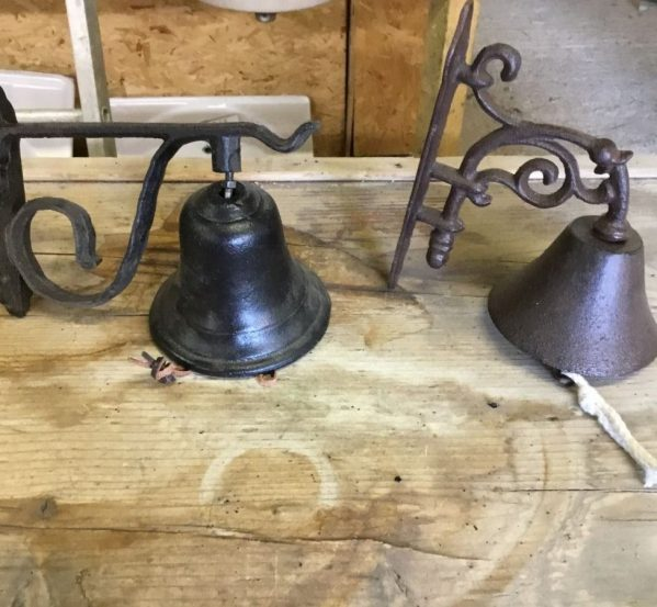 Wrought Iron Ships Bells