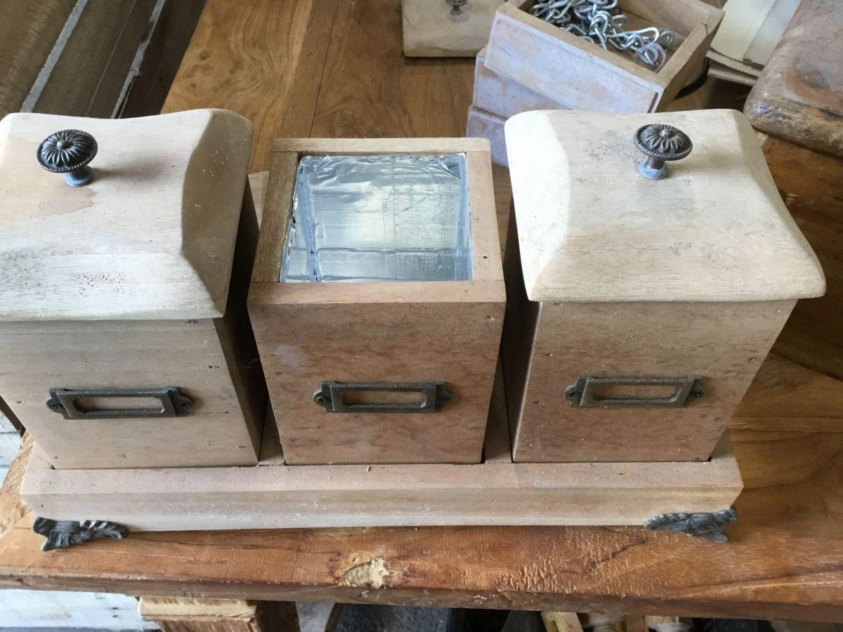 Foil Lined Storage Jars
