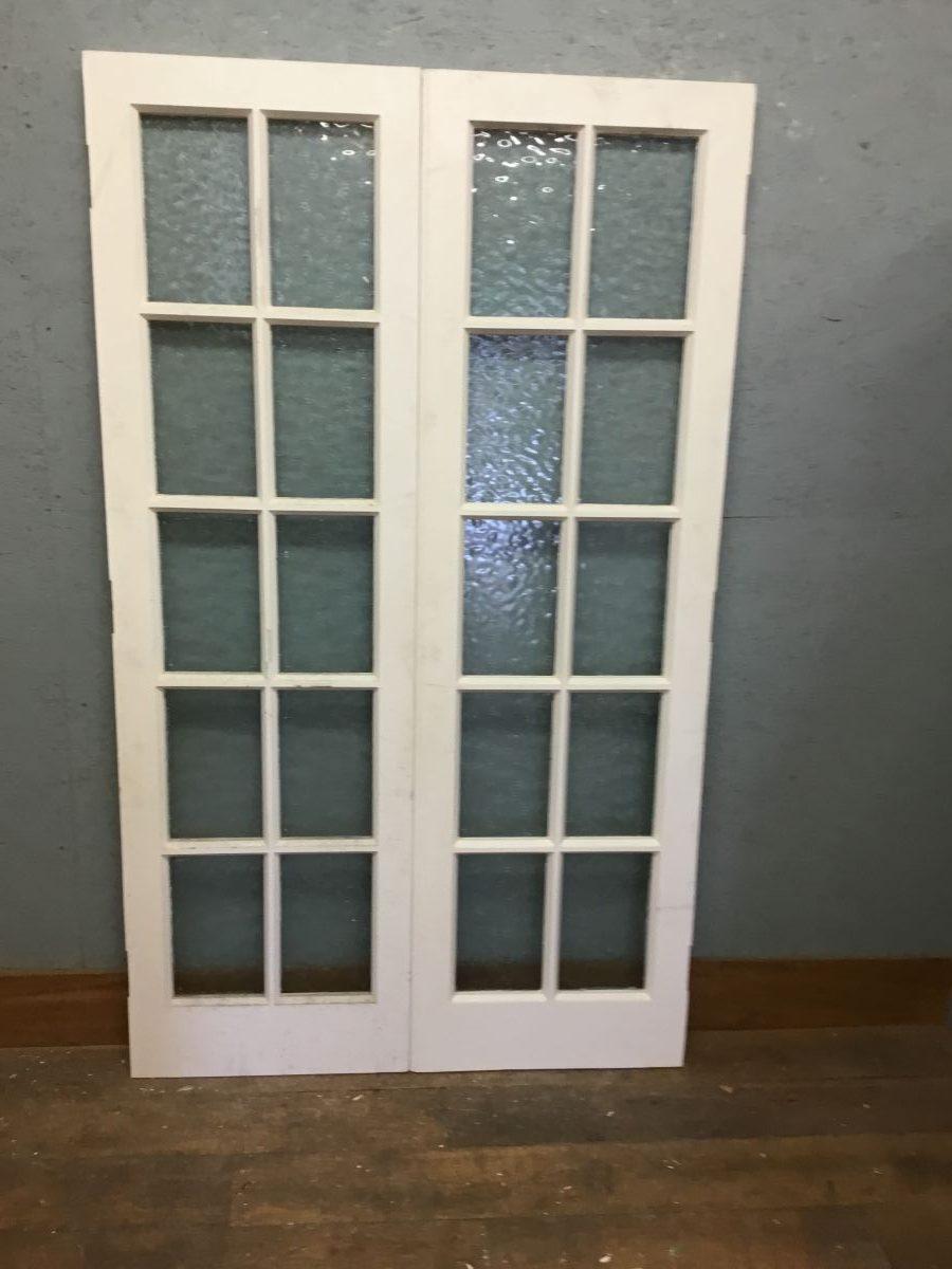 Glazed Double Doors