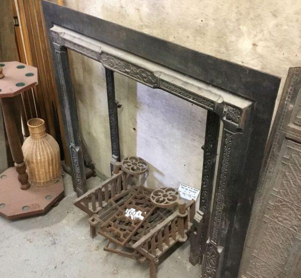Cast Reclaimed Fire Insert Frame